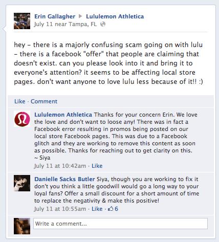Un bug affecte les pages Facebook: l'image des entreprises en péril