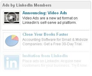 LinkedIn lance la publicité vidéo