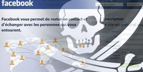 Une faille dans la sécurité des comptes Facebook ?