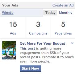 Facebook : une nouveauté pour les propriétaires de page