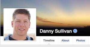 Facebook vérifie les comptes des personnalités
