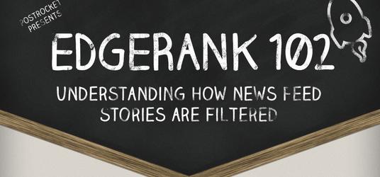 Infographie : Comment fonctionne l'EdgeRank de Facebook [Partie 2]