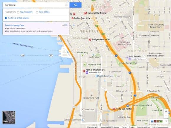 Google Maps s'apprête à connaitre des changements importants