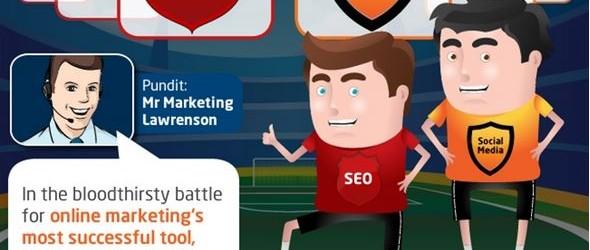 [Infographie] SEO ou médias sociaux : quelle stratégie adopter ?