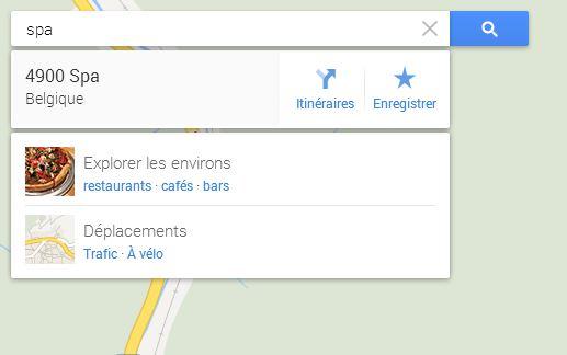 Découvrez le nouveau Google Maps