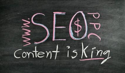 Search Engine Optimization contenu