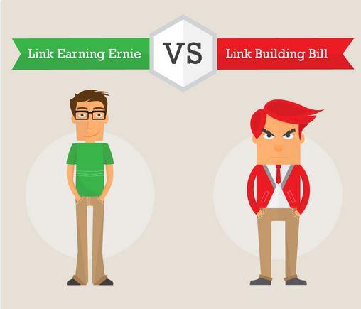 infographie-link-building-vs-link-earning