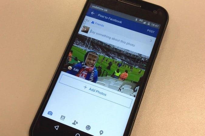 Facebook pourrait alerter les parents qui publient des photos de leurs bambins
