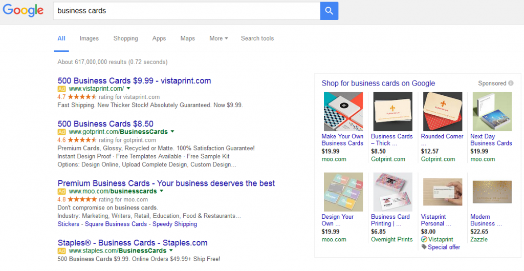 Google-4-ads-with-pla