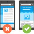 Google a lancé son algorithme mobile-friendly 2.0 ce 12 mai 2016