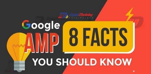 8 faits intéressants sur les pages AMP résumés en une infographie