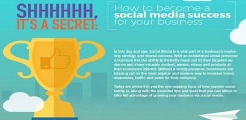 Trucs et astuces pour une utilisation optimale des médias sociaux (infographie)