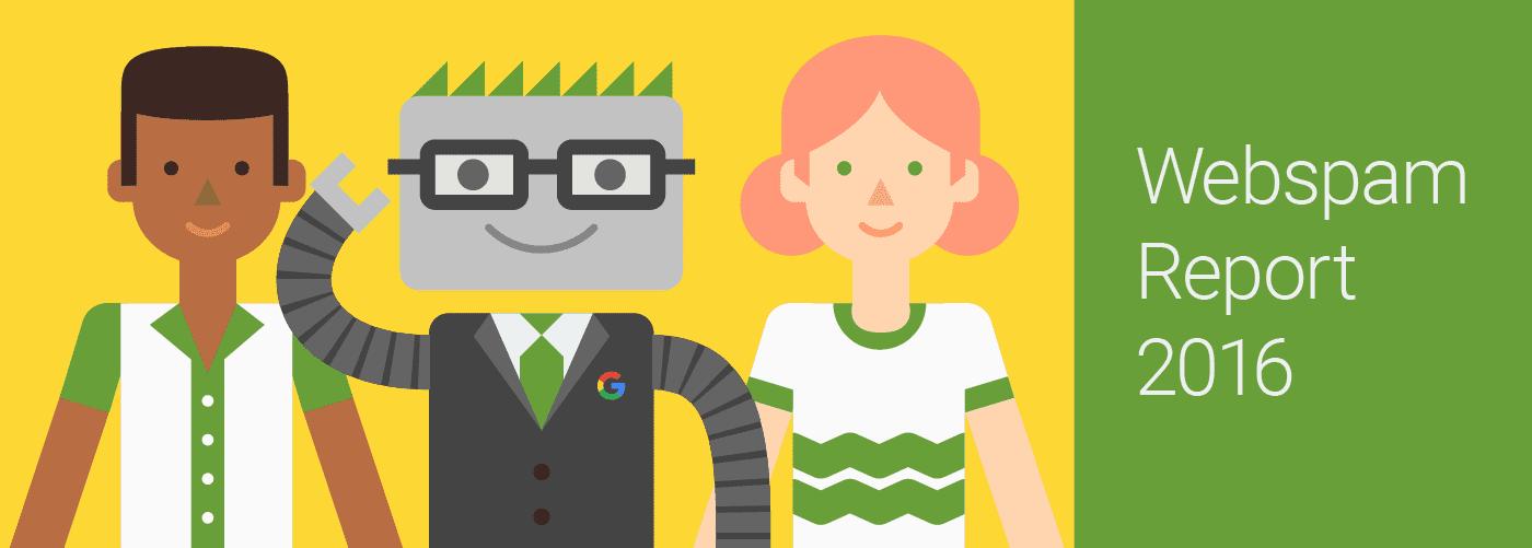 Google a doublé le nombre de pénalités manuelles en 2016