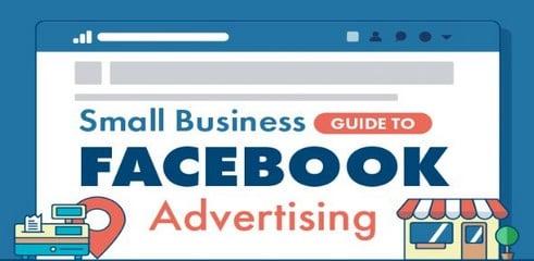 Publicité Facebook - Infographie