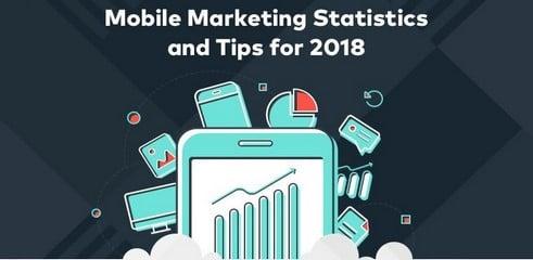 Astuces et statistiques en matière de marketing mobile