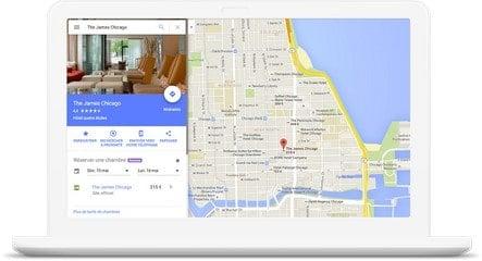 Google Hôtel intégrera prochainement Google Ads!
