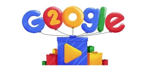 Google Birthday Update: mise à jour de Google ce 27 septembre 2018