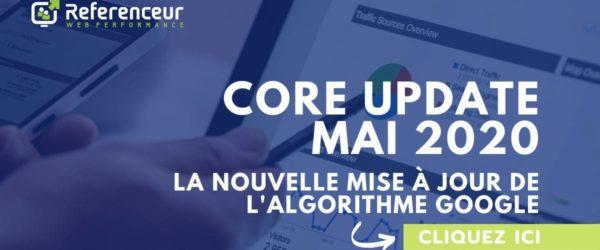 Core update mai 2020