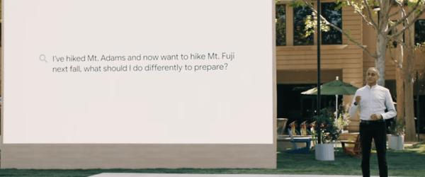 Prabhakar Raghavan lancement de Google Mum 2021