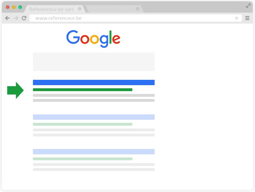 Agence de référencement naturel Google