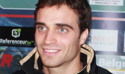 Jérôme D'Ambrosio partira en ... position au Grand Prix d'Italie