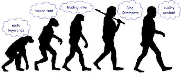 Les évolutions du SEO en 2013