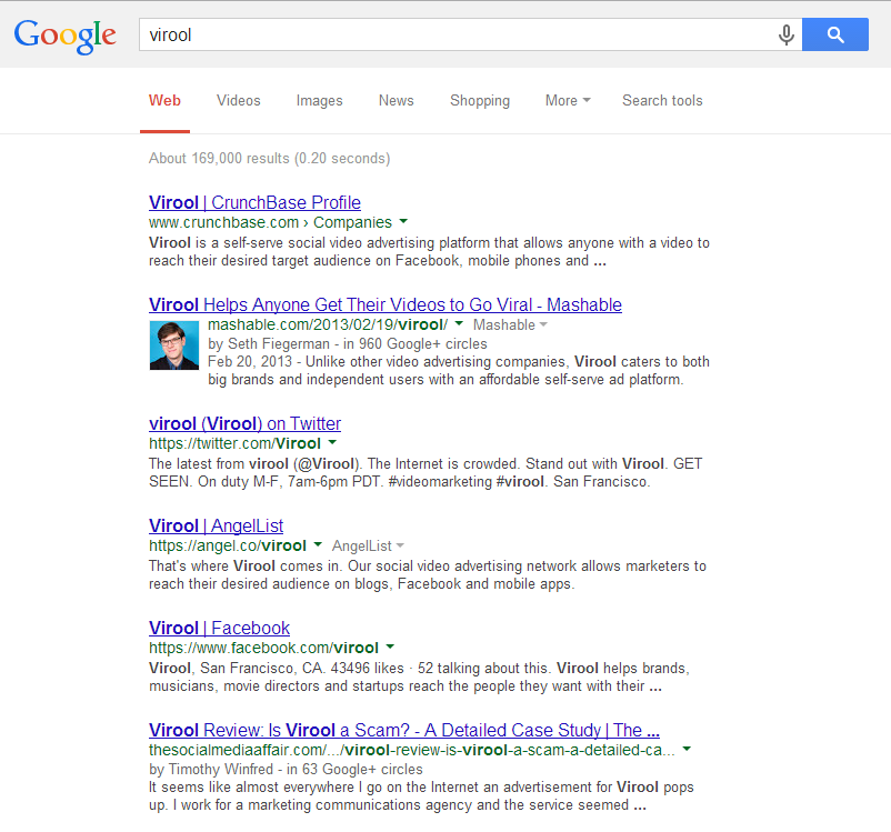 virool-penalite-google