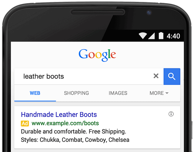 google-adwords-structured-snippets