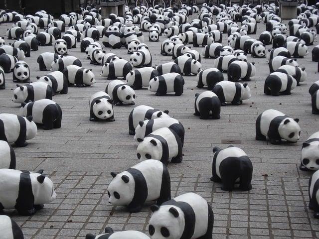 pandas-google