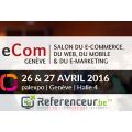 Salon eCom Genève 2016