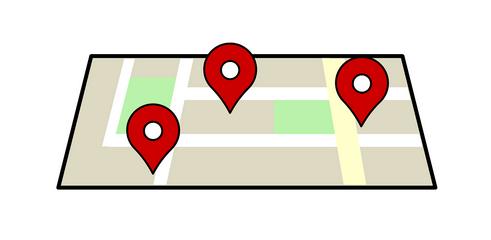 Doublons dans Google maps local