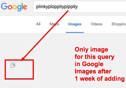 Test attribut Title dans google image