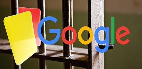 Pénalités Google