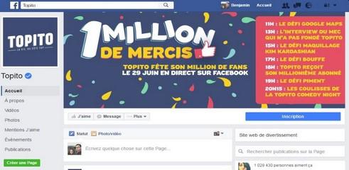 Facebook : quel design pour les nouvelles pages business?