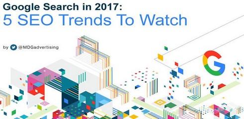 5 tendances SEO - 2017
